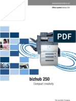 B250 Brochure