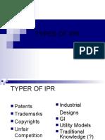 Types of Ipr