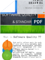 soft quality & standards