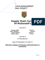 McDonald Supply Chain-finallllllll
