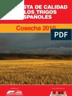 Encuesta%20de%20Calidad%202010 calidad de las variedades de trigo duro y blando