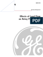 load flow on relays