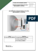 Overview of Boiler Drum Level Measurement