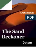 Archimedes - Sand Reckoner