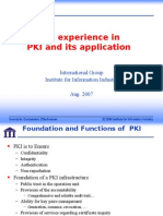 III PKI exp 07152007