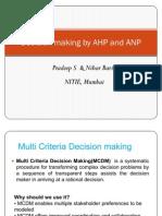 ANP & AHP