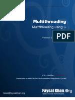 Multithreading using C