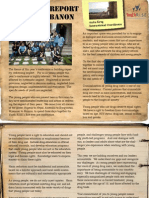 Youth RISE Newsletter IHRA 2011