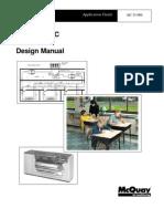 School HVAC Design Manual