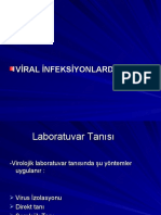 viral enfeksiyonlarda tanı