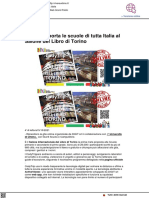 Cody Tip porta le scuole di tutta Italia al Salone del Libro di Torino - Vivereurbino.it, 15 ottobre 2021