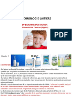 Technologie laitière
