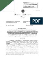 Raport Comun Comisii L423/2021