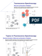 Topic 01 - Molecular Fluorescence - Slide Format