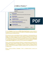 Cómo reparar el MBR en Windows 7