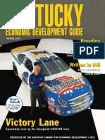 Kentucky Economic Development Guide 2011