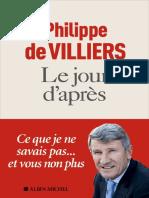 Le-Jour-d_apres-Philippe-de-Villiers