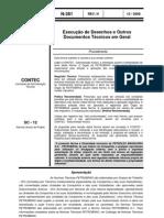 N-0381 - EXECUÇÃO DE DESENHOS E OUTROS DOCS