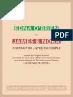 Edna O'Brien - James et Nora