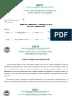 Plan de Trabajo Consejo Escolar - forma (2)