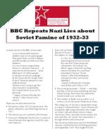 BBC-Nazi lies