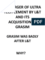 grasim vs l&t case study