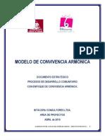 CARPETA No.1 MODELO DE CONVIVENCIA ARMONICA - CARLOS ARIEL RODRIGUEZ VERGARA