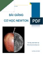 Bài giảng Cơ học Newton (hiepkhachquay)
