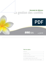 Gestion Des Conflits -Document de Reference