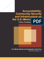 2009 Border Policy Report Final