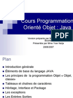 Cours JAVA S1_ppt
