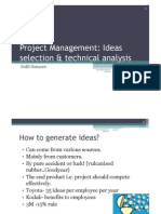 Project Management- Session 3