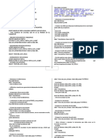 base de datos imprimir