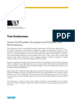 Tom Kindermans