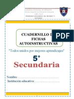 5°-SECUNDARIA