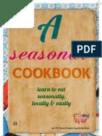 A Seasonal Cookbook