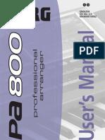 Pa800-201UM-ENG