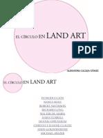 EL CÍRCULO EN LAND ART