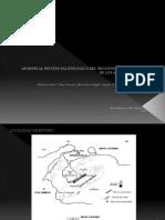 palinologia del Flanco Norandino