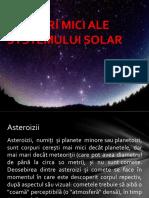 CORPURI MICI ALE SYSTEMULUI SOLAR