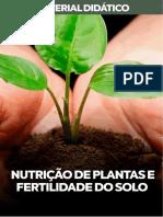 Nutrição de Plantas e Fertilidade Do Solo