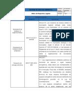 6.3. Matriz de Requisitos Legales