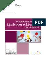 Perspektiven für ein kindergerechtes Deutschland