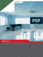 toshiba-VRF Brochure