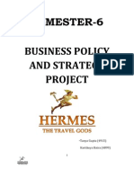 POLICY PROJECT