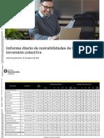 Informe Rentabilidades FIC 31-08-2021