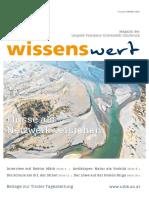 wissenswert Oktober 2021 – Das Magazin der Universität Innsbruck