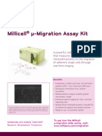 Millicell uMigration Assay Kit