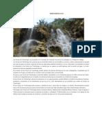 Rutamex Artículo Grutas de Tolantongo Hidalgo México Publicación 21 en Scribd