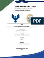 LEY DE PRIVATIZACIÓN_----